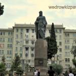 polski podróżnik, Paweł Krzyk w podróży po Azerbejdżanie