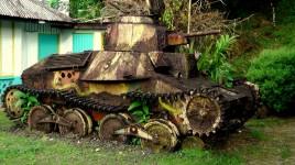 czołg japoński