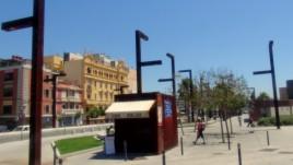Algeciras, główna ulica