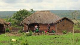 10- Zambia,wioski