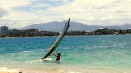 13- Nowa Kaledonia, Noumea widziana z Kaczej wyspy