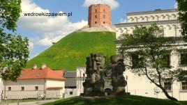 16- Wilno, wieża Giedymina