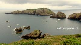 04, wyspa Brecqhou, widziana z Sark