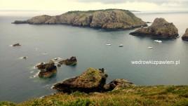 09, wyspa Brecqhou