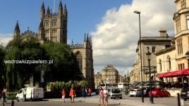 11, Bath, centrum miasta