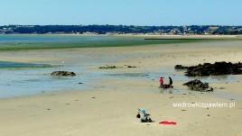 12, plaże zatoki St. Aubin's