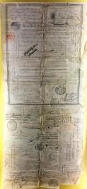 15, paszport z lat 1824-25