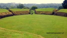 21, Canolfan, amfiteatr rzymski
