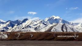 26- wysoki Pamir widziany z Kirgistanu