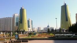 10- Astana, centrum