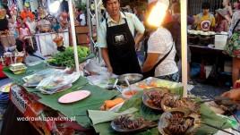 03- Phuket Town, targ niedzielny