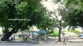 04- plac centralny, Bairiki, stolica kiribati
