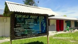 15- Funafuti, poczta