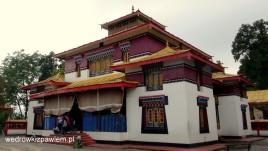 13- Klasztor Enchey, Gangtok