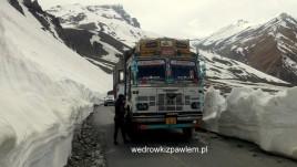 1- Keylong, w drodze z Ladakhu