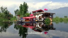 2- Srinagar, jezioro Dal