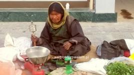 22- mieszkanka Ladakhu