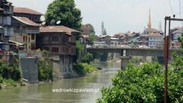 3- Srinagar, centrum miasta