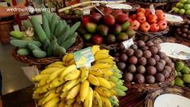 22- monstero deliciosa, banano- ananas
