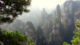 zhangijiajie park narodowy