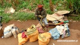 Kamerun, stragany przydrozne