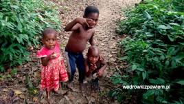 Kamerun, Pigmeje,