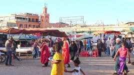 Marrakesz, Dżamaa al-Fina