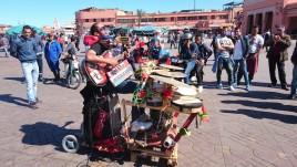 07 Marrakesz. Dżamaa al-Fina