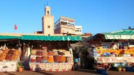 Marrakesz. Dżamaa al-Fina