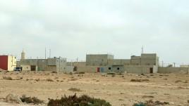 Sahara Zachodnia, nowe miasta 25 km przed El Marsa