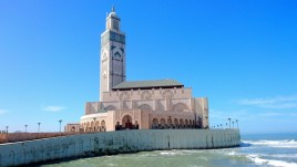 Casablanka, meczet Hassana II