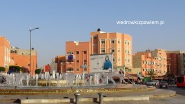 Liayoune, centrum miasta