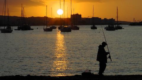archipelag Balearów, Ibiza, Formentera,Elvissa, forteca dalt villa, morze śródziemne, wyspa,Paweł krzyk,podróżnik,,