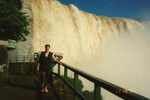 Ameryka Płd.,Brasilia,Manaos,Salwador,Rio de Janeiro,Amazonia,pirania,karnawał brazylijski,wodospady Iquasu,