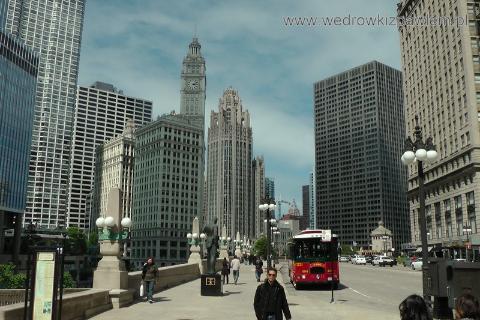 podroznik,lodzki globtroter Pawel Krzyk: Chicago_06. W czasie tej podrózy odwiedziłem stolicę Illinois wiosna wędrujac po Wielkich Równinach...