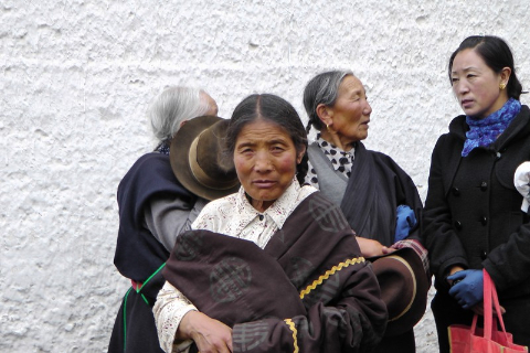 xiahe,klasztor tybetanski,film p;odrozniczy,