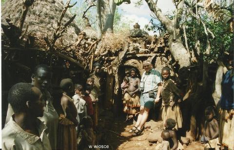 w wiosce,Afryka,Addis Abeba,plemiona , Omo,Hamar,Hamer,Mursi.Bana