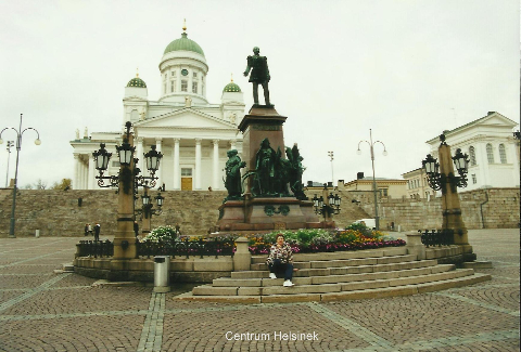 Centrum Helsinek,kraj skandynawski,Europa,Helsinki,