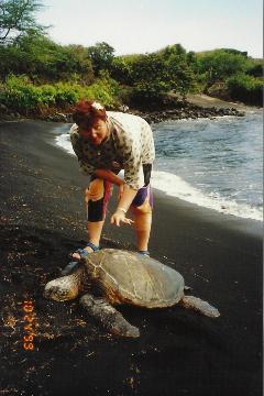 Pacyfik,Oahu,Hawaje, Centrum Kultury Polinezyjskiej.wulkan,lawa,wybuch,Kilauea,czarna plaza,