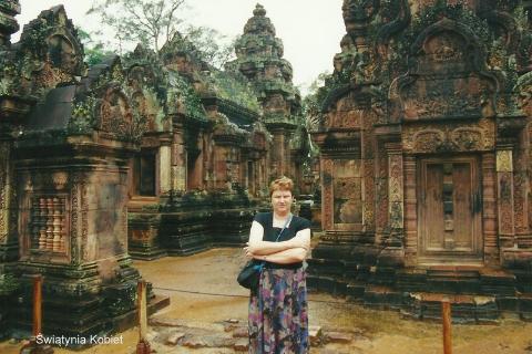 swiatynia Kobiet,daleki wschod,Azja,Pnom Pen, Angkr Vat, razim Pol Pota, oboz konnentracyjny, Mekong,podroznik,