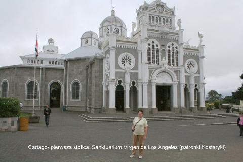 San Jose,Cartago,Wirgen de los angeles,wulkan poas,Park Narodowy Carillo,