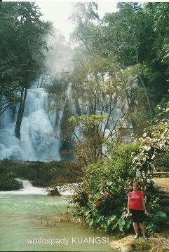 wodospady KUANGSI,
