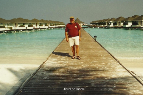 hotel na morzu,ocean indyjski,wyspy, raj na ziemi, nurkowanie,podroznicy polscy,male,