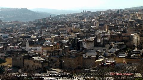 FEZ,stara medyna,Gibraltar,Sahara,Góry Atlas,Atlas Niski i Wysoki,kraj arabski,królestwo Maroka,medyny Maroka,