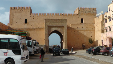 Gibraltar,Sahara,Góry Atlas,Atlas Niski i Wysoki,kraj arabski,królestwo Maroka,medyny Maroka,