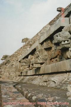 symbole Pierzastego Weza Quetzalcoatla,Ameryka,swiat majow,acapulco,cancun,oaxaca,