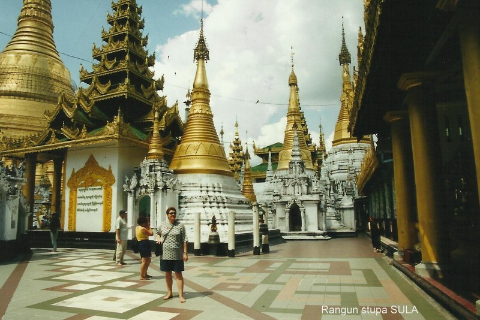 Rangun stupa SULA,Azja,idochiny,rangun,pagan, jezioro inle,kobiety,zyrafy,