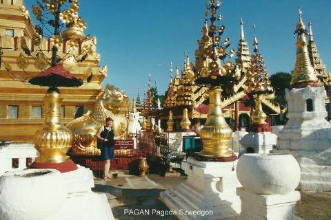 PAGAN, Pagoda ,Szwedgon,