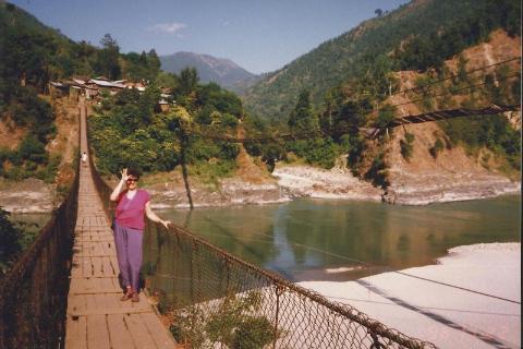 w drodze z Chitwan do Katmandu,Mont Everest, slonie, chitwan, prelekcje, spotkania,filmy, podroznicze, wedrowka w nieznane,