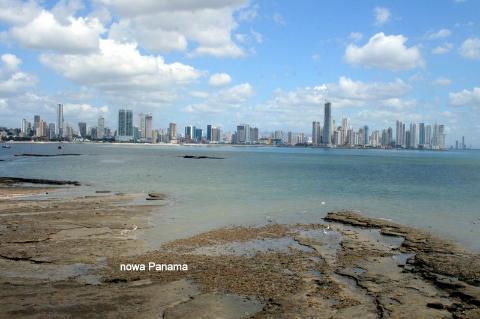 wyprawa, wędrówki z Pawłem,trampingi, podroz,Kanał Panamski,panamaksy,
